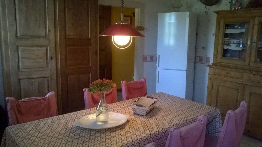 cuisine + armoire alsacienne +frigo congélateur