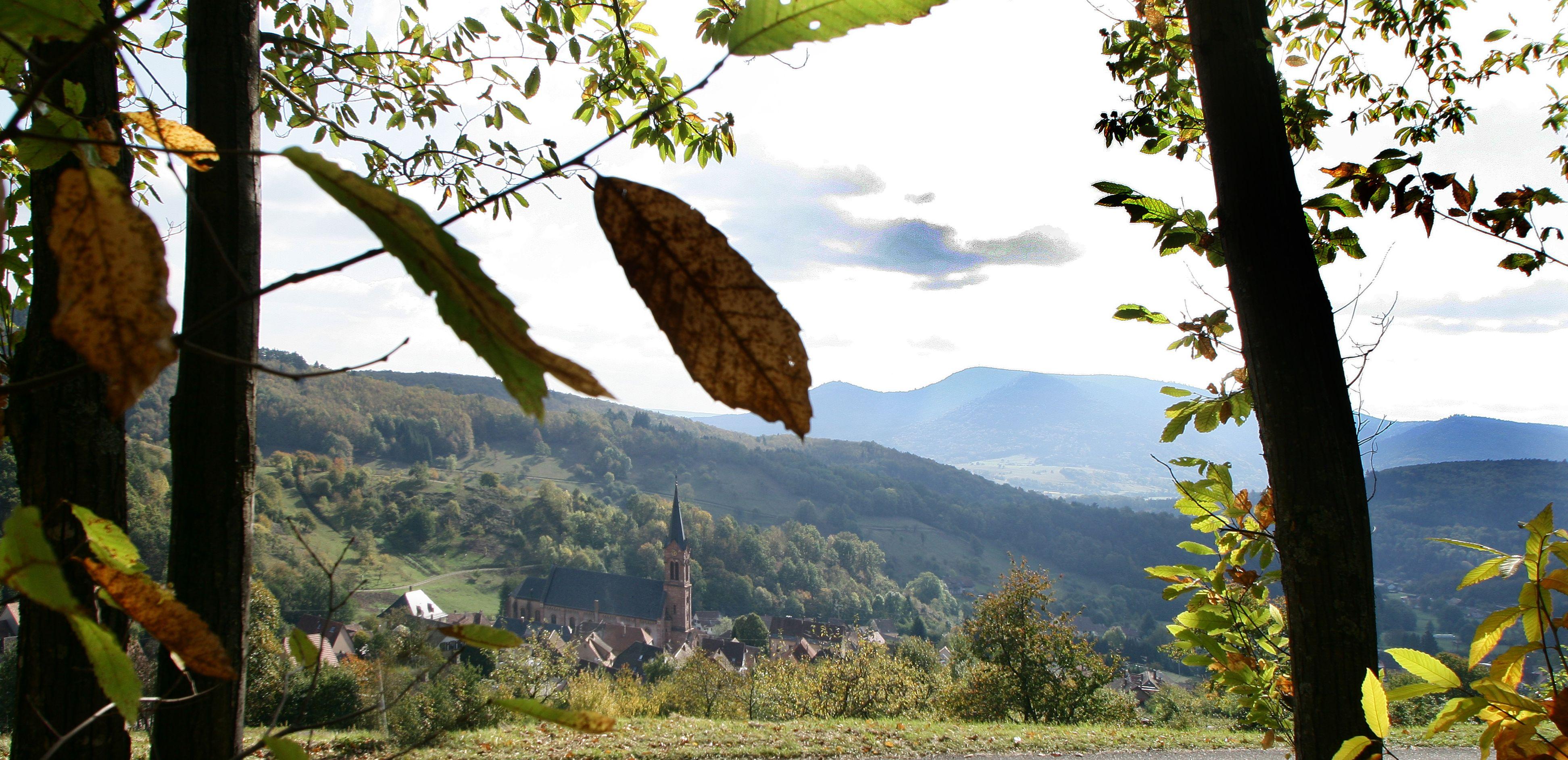 Notre village, Breitenbach