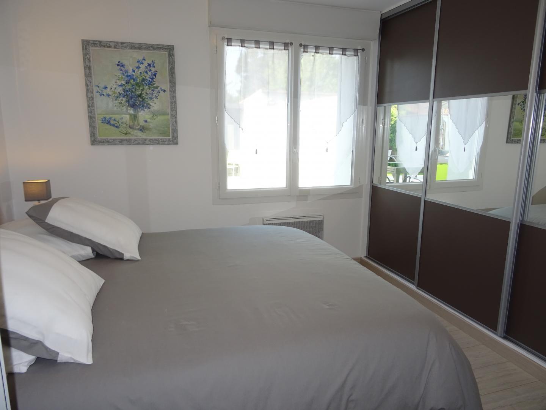 Chambre 1 avec lit de 160