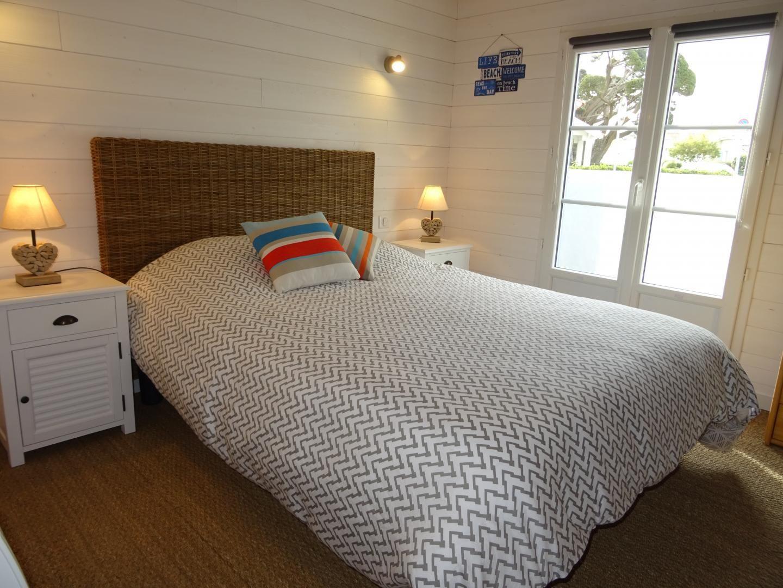 chambre 2 avec 1 lit de 140