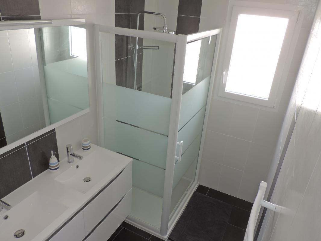 Salle de bain + double vasque