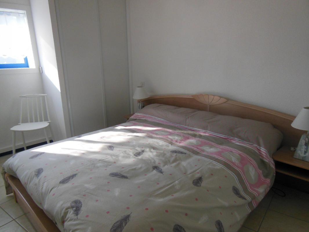 Chambre : lit 160 cm (80x2)