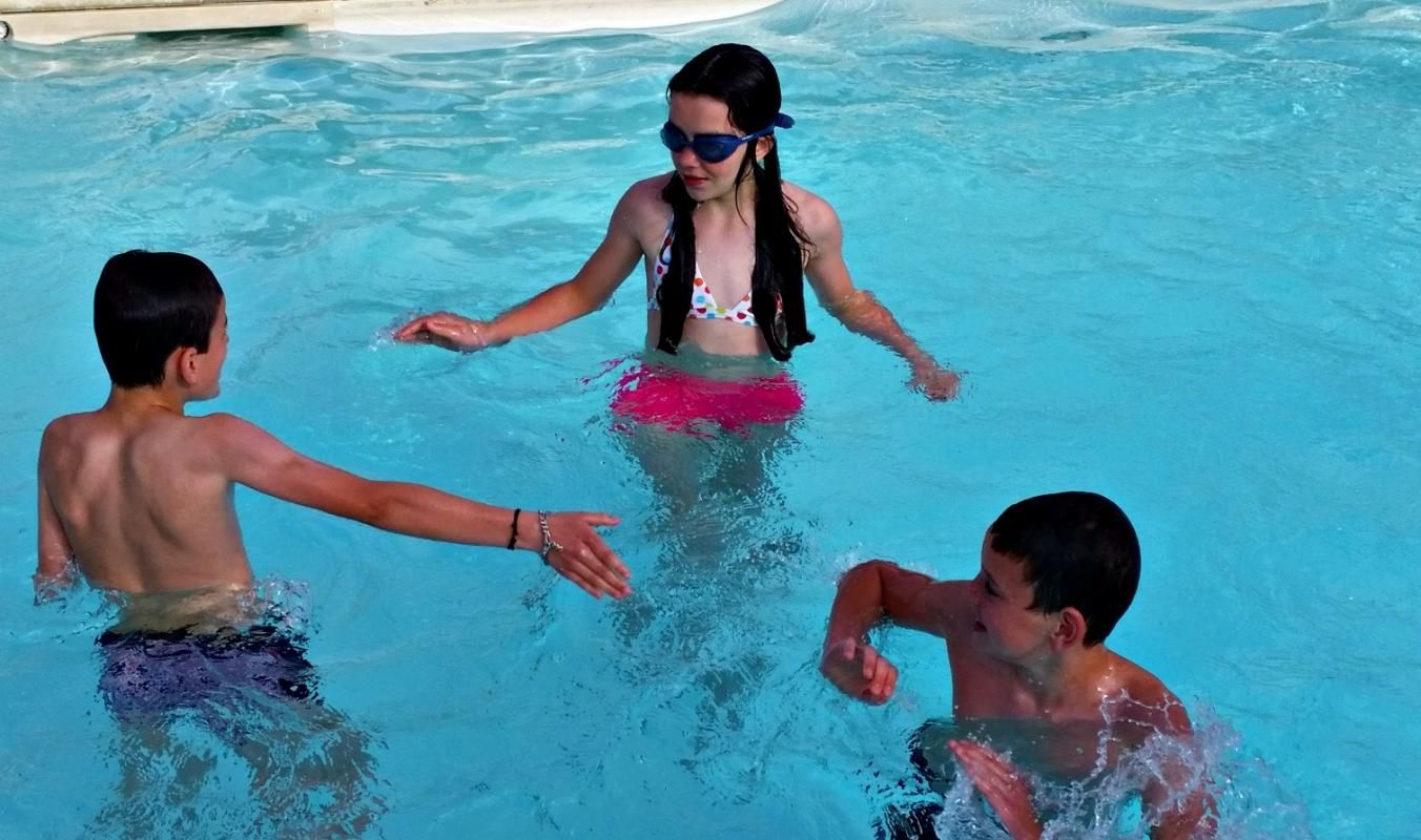 piscine chauffée (commune)