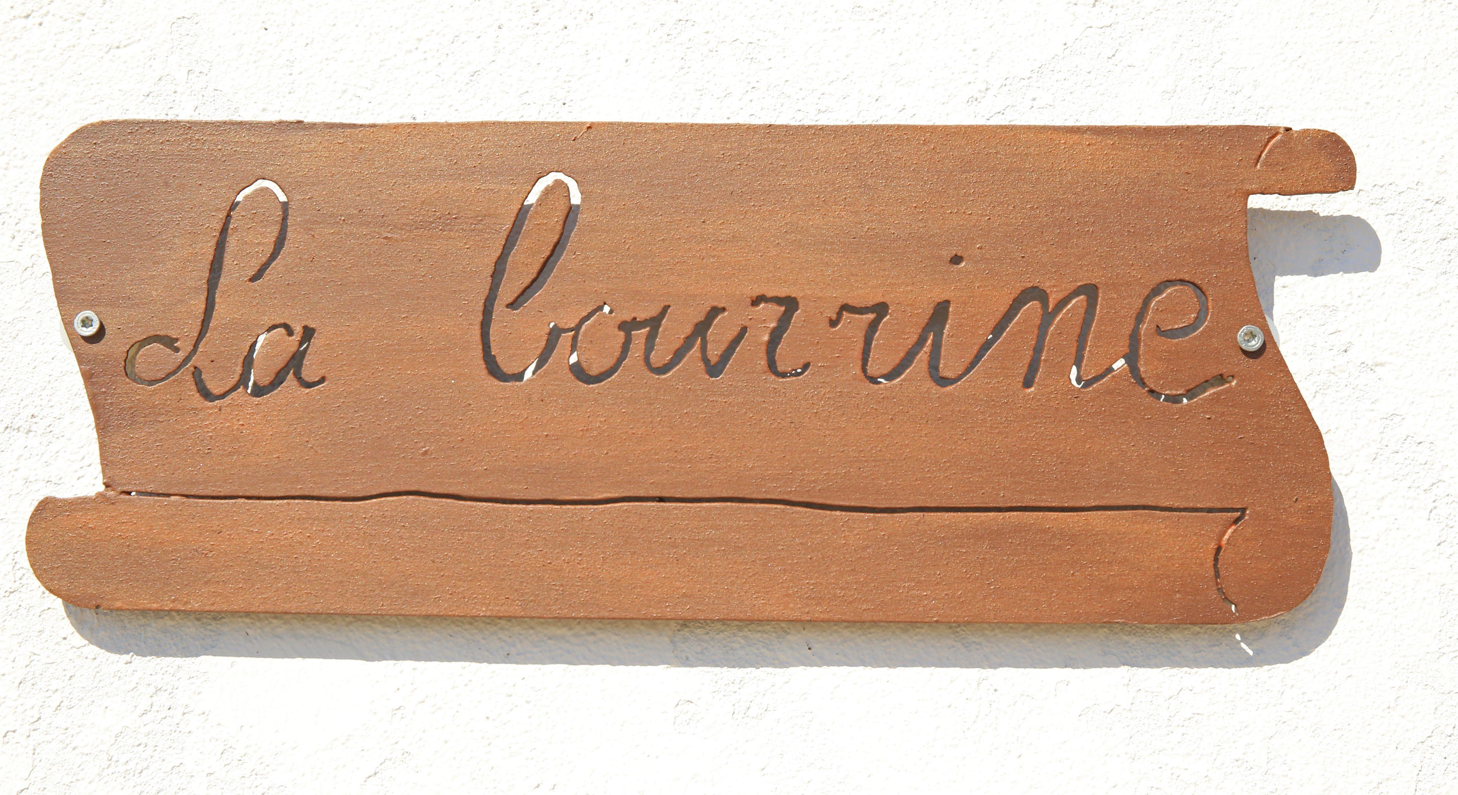 Le nom de notre gîte : La Bourrine (signifie petite maison vendéenne).