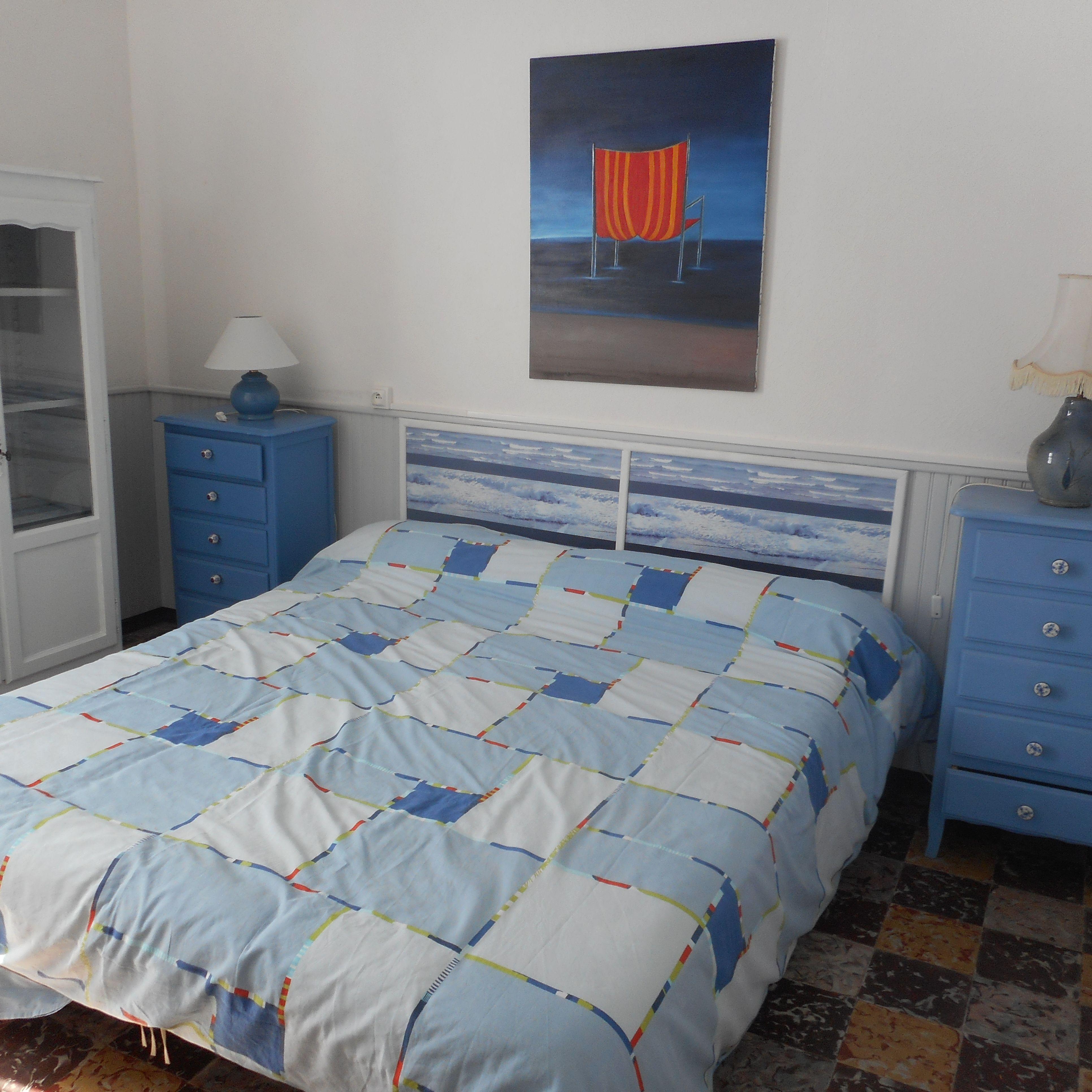chambre lit 160  (2x80)