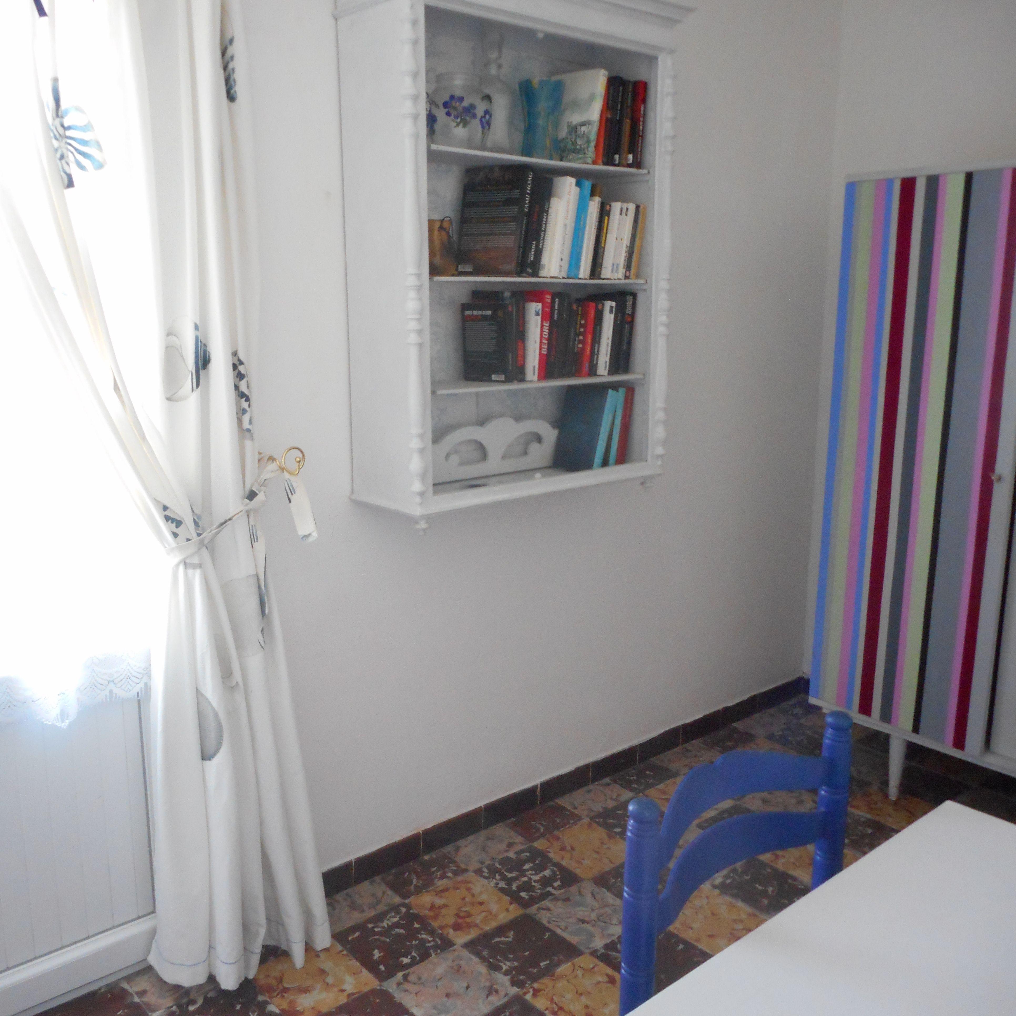chambre bébé - bureau