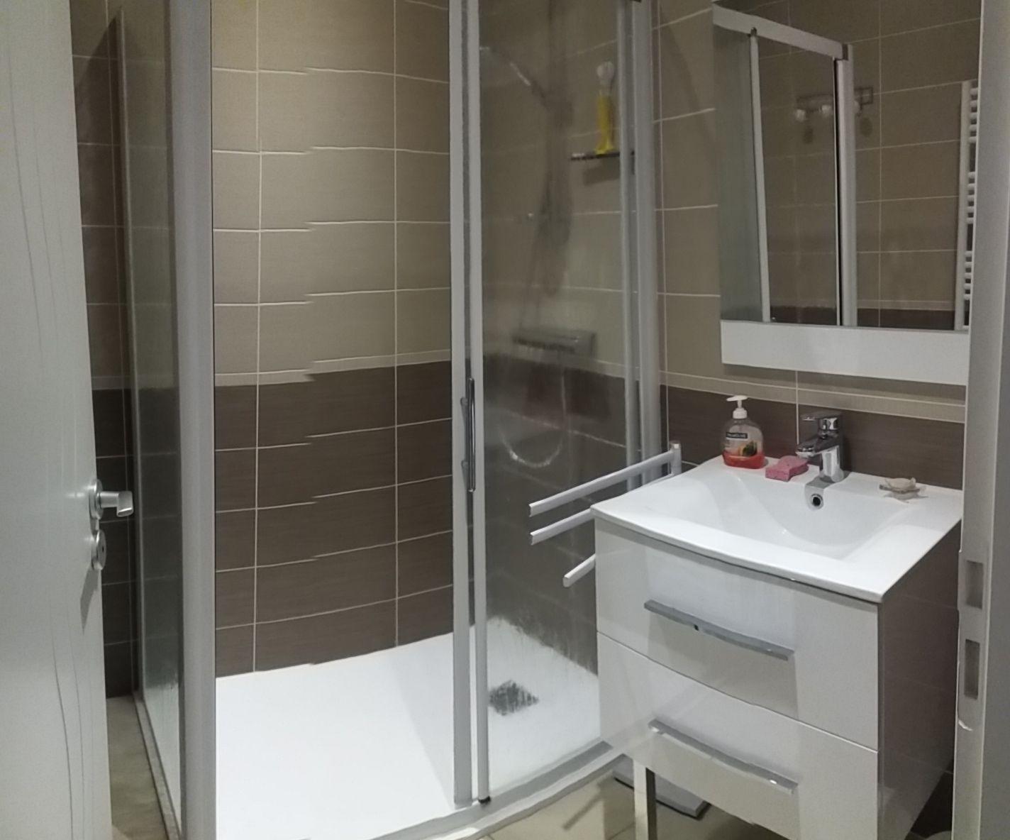 cab toilette RDC