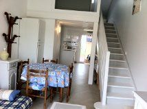 salon accès mezzanine