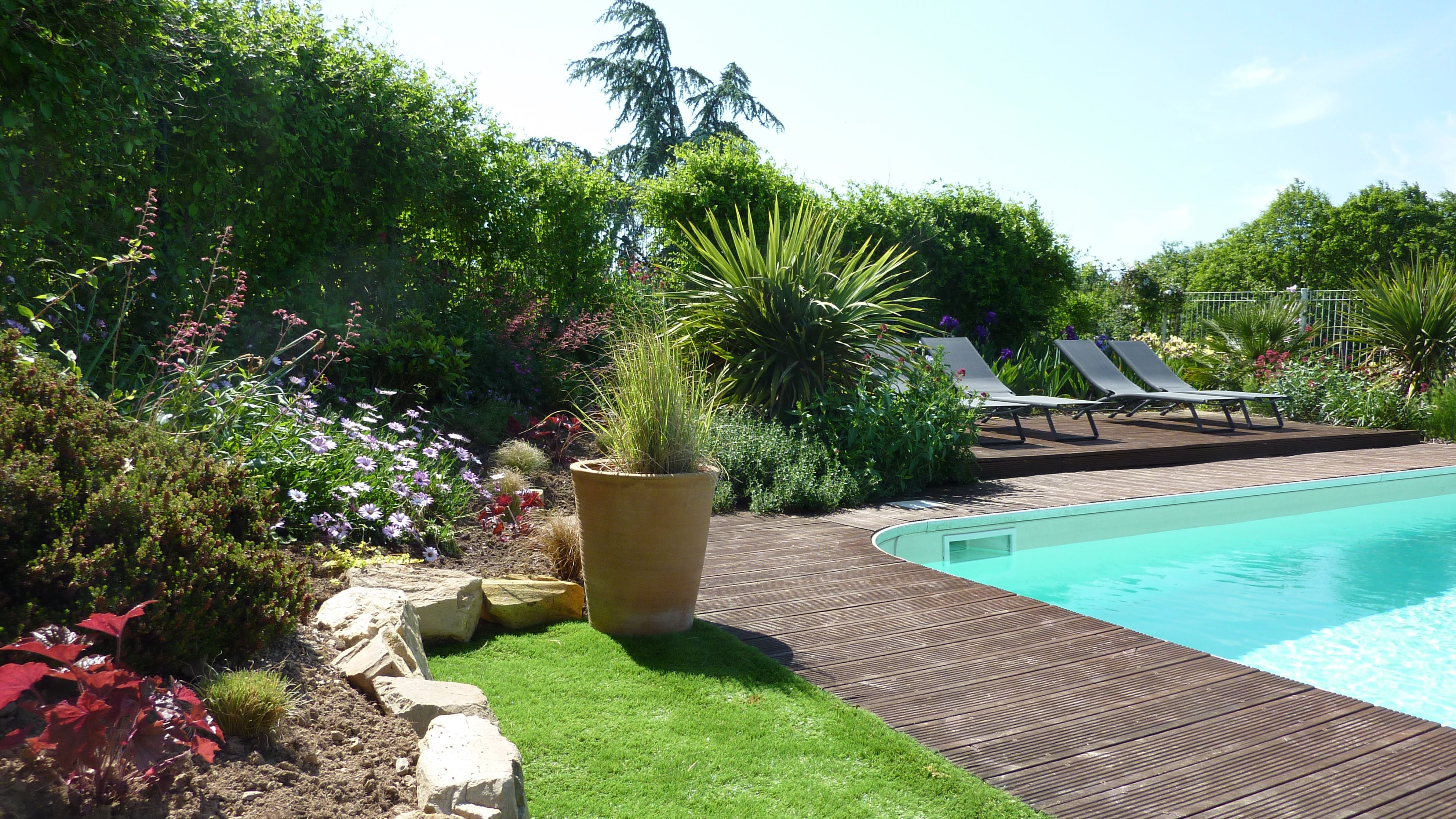 La Boisnière chambres d'hotes avec piscine en vendée