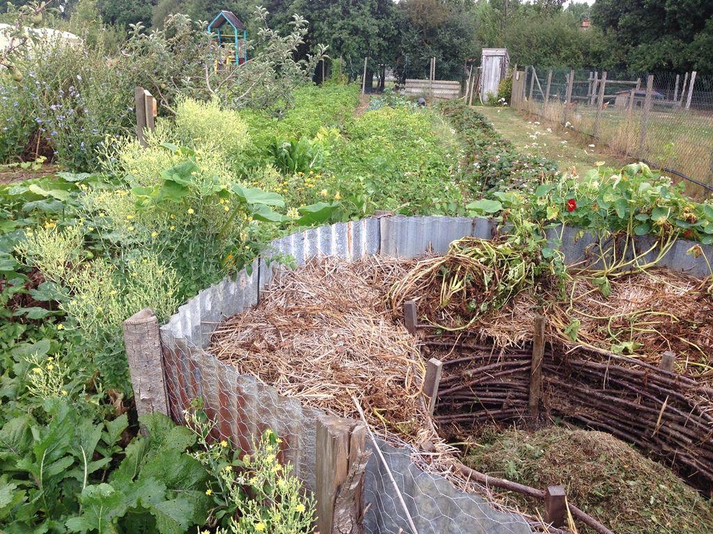 le potager en parmaculture