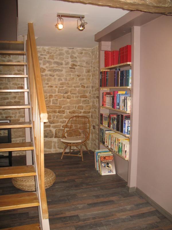 Bibliothèque commune aux deux chambres