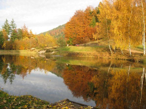 étang de ^pêche