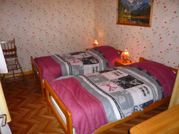chambre 2 lits de 90