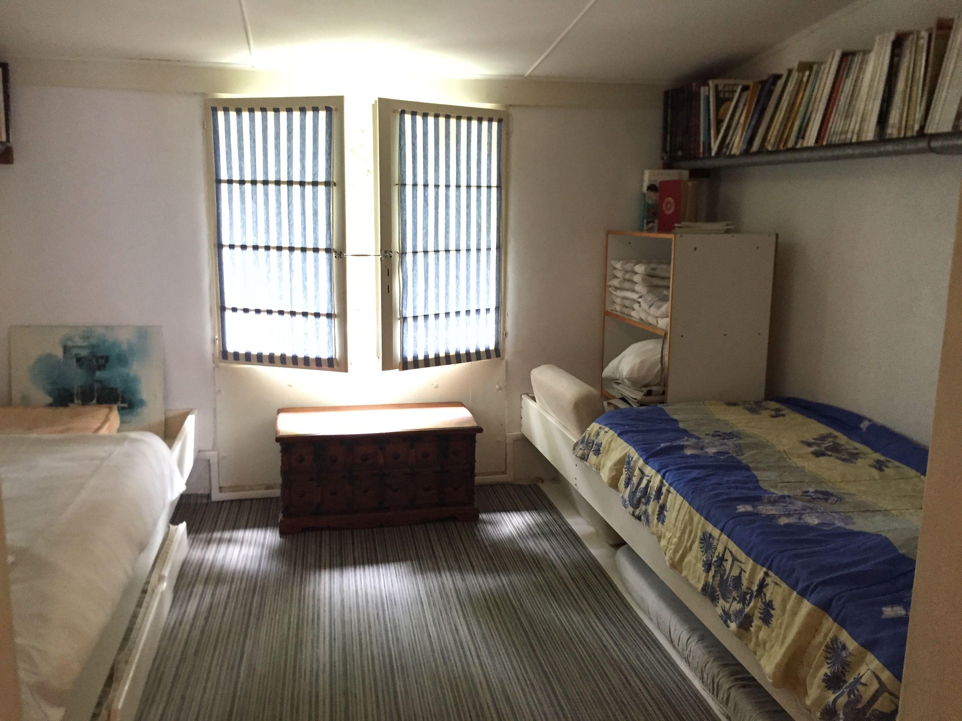 Chambre 3 - 2 lits 90