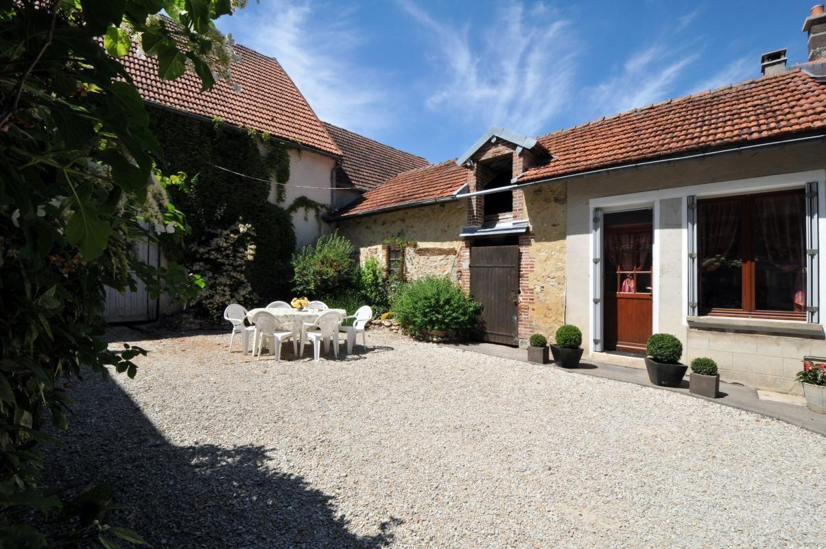 51G138 - Gîte du Lavoir - Fontaine Denis Nuisy - Gîtes de France Marne