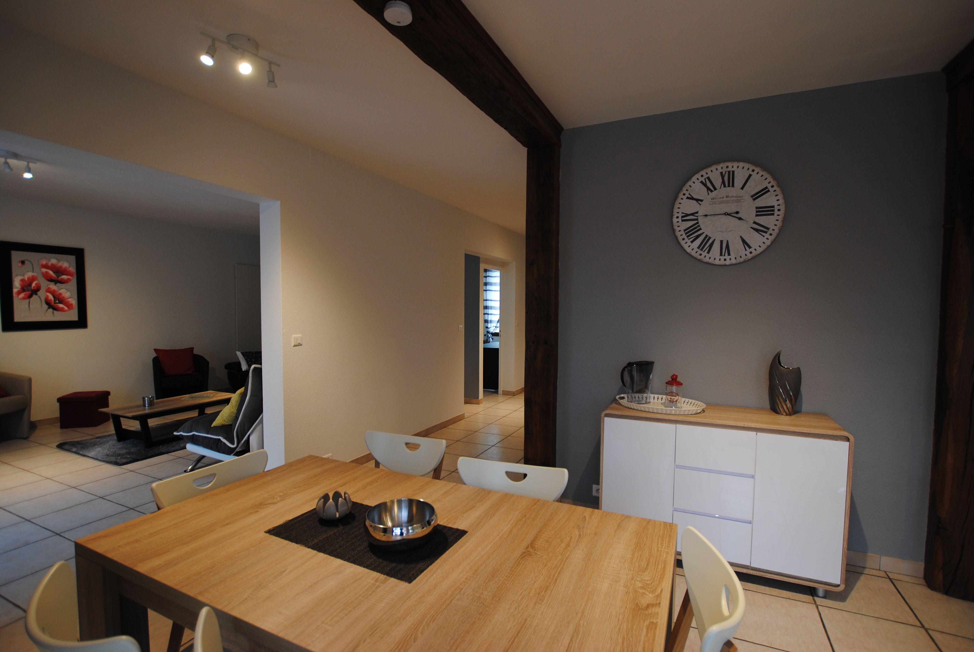 coin repas 51G485 - Chez Bri-Gîte - Loisy sur Marne - Gîtes de France Marne