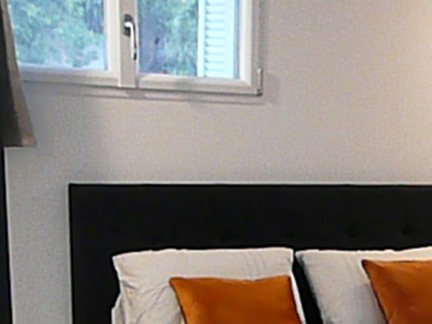 chambre lit grand confort