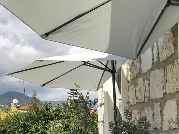 accès duplex par balcon terrasse indépendant