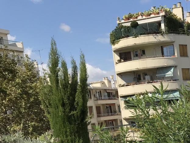 balcon terrasse extérieur indépendant