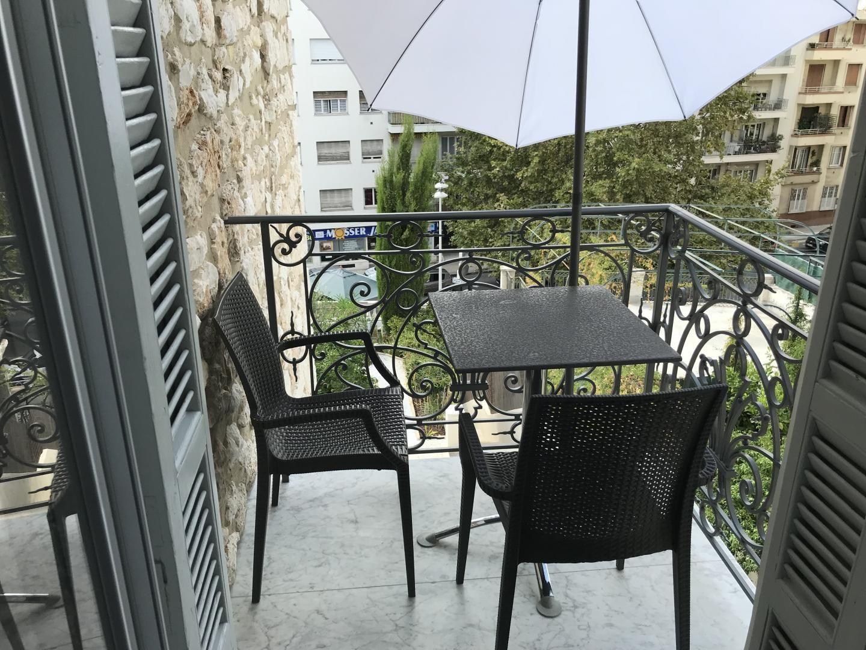 balcon indépendant