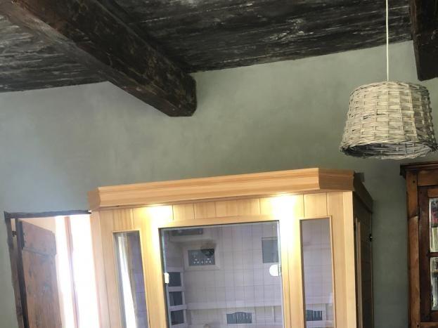 sauna dans chambre parentale n°1 au 1er étage