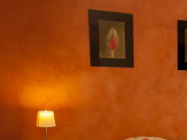 la chambre coquelicot