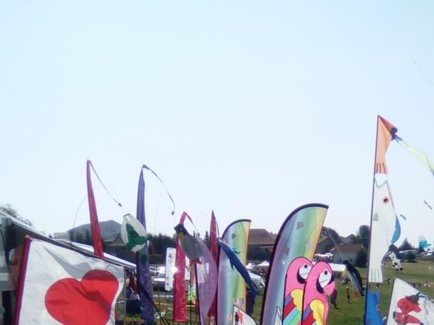 Festival du cerf-volant à Lachamps Raphaël