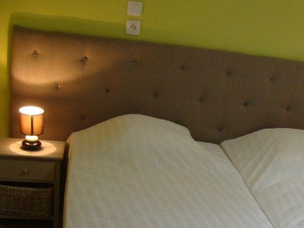 La chambre au premier niveau lits associés 1 lit 180x200