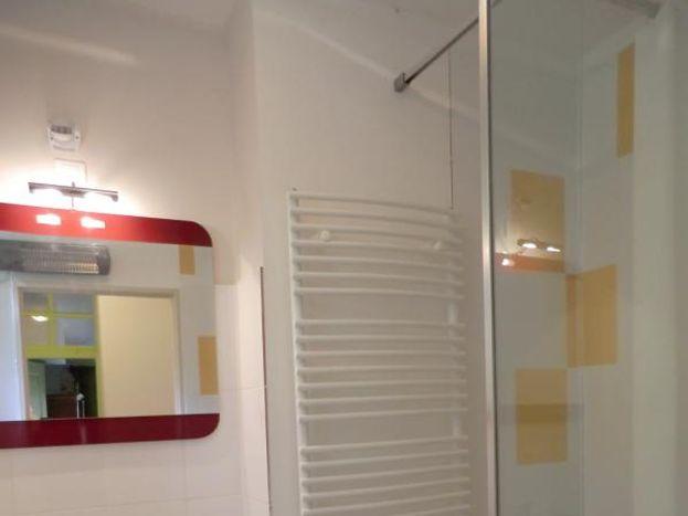 Salle d'eau premier niveau
