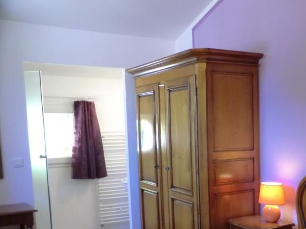 Chambre au deuxième niveau