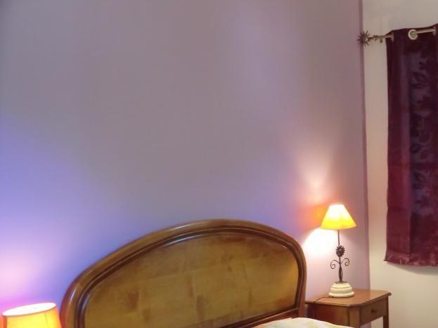 Chambre au deuxième niveau  1 lit 140x190