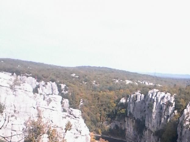 Gorges du Chassezac
