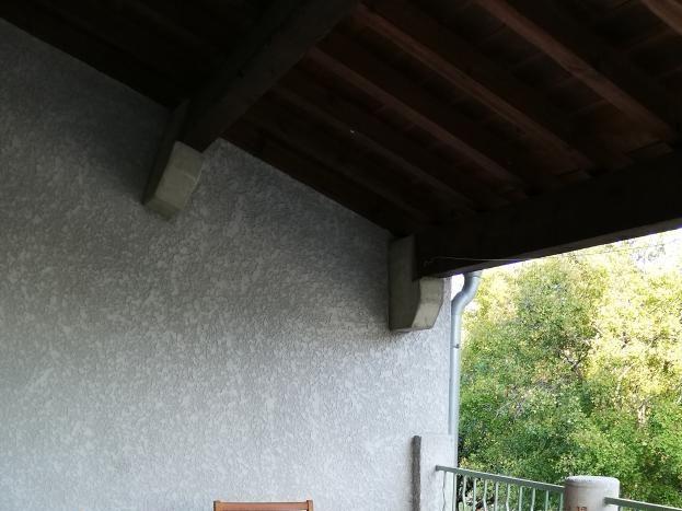 """Terrasse du gîte """"Le Cigalou"""""""