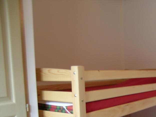 petite chambre au 1er niveau