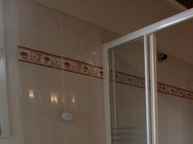 Salle de bain au 1er niveau