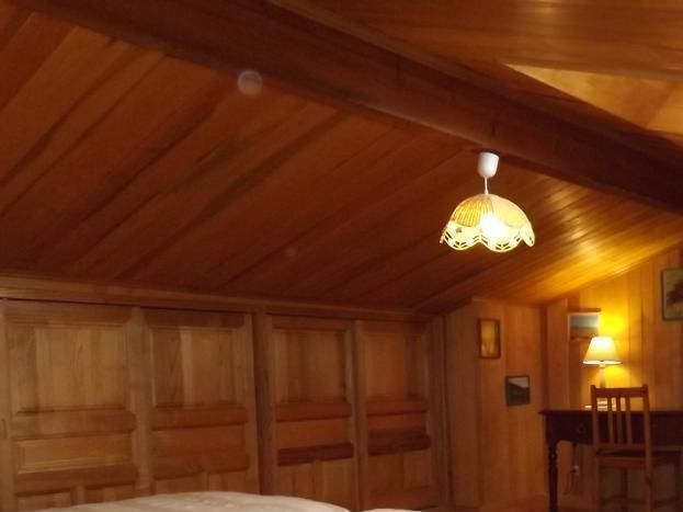 La chambre beige, 3 lits en 90cm