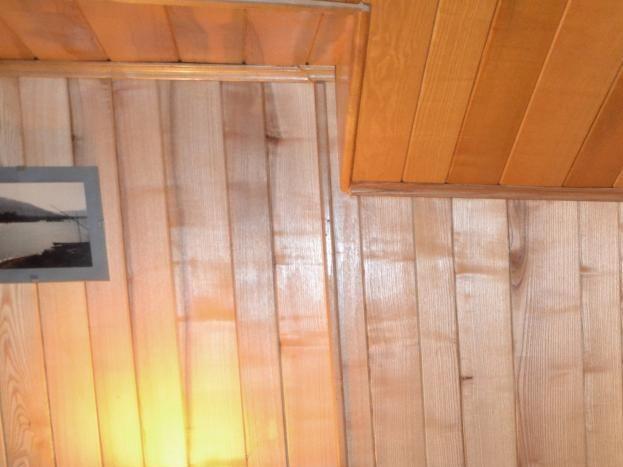 La chambre bleue, 1 lit en 160cm transformable en 2 lits 80cm.