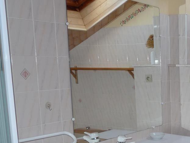 salle d'eau et wc étage