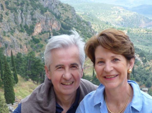 heureux de vous accueillir Jean -Régis et Magdeleine