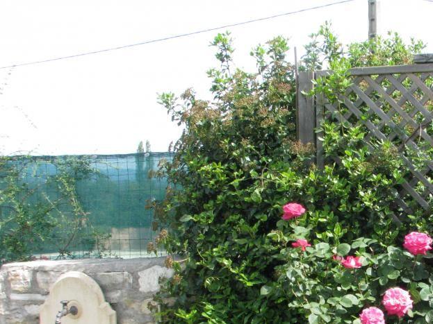 Au-delà du portillon, votre jardin privé