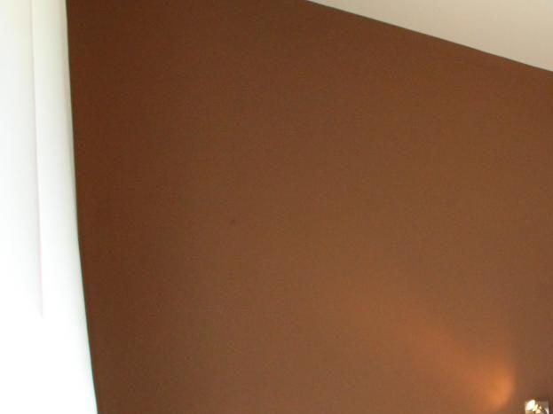 La chambre avec lit 160 x 200