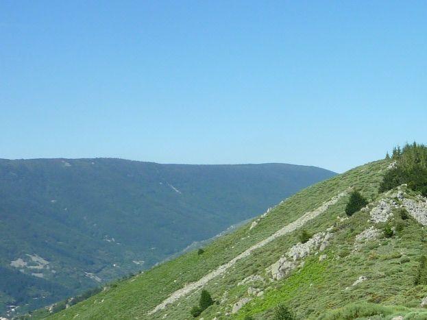 """""""le rocher du Midi,"""" magnifique randonnée à partir de la maison"""