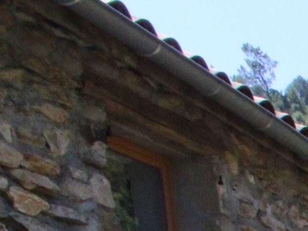 Terrasse Gîte La Fenière