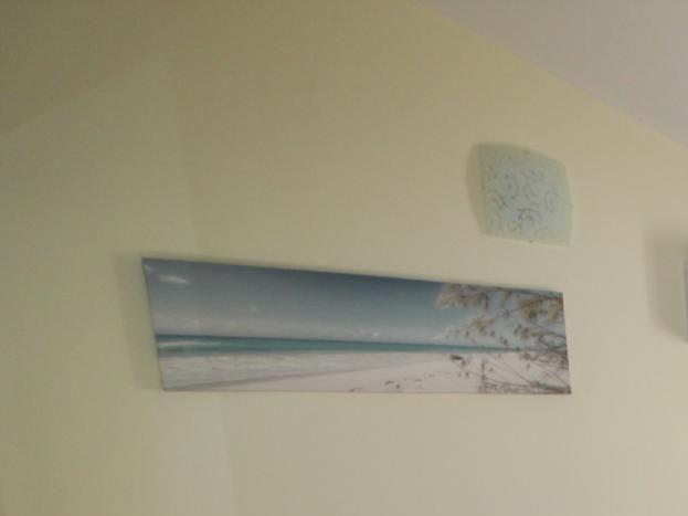 Chambre avec vue sur l'entrée des gorges de la Beaume (lit 160x200)