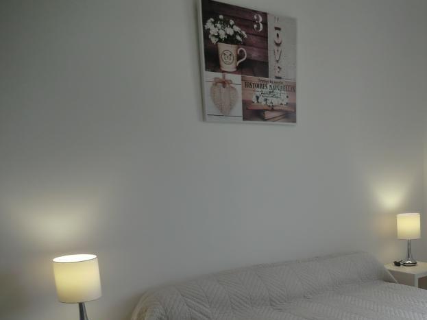 Chambre lits en 160, étage