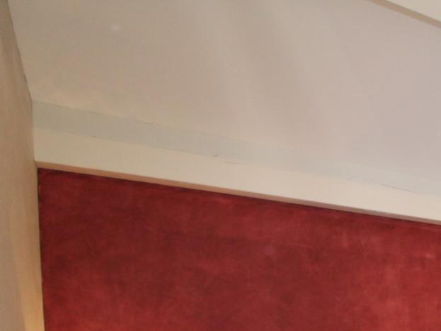 Chambre et porte salle de bain/wc