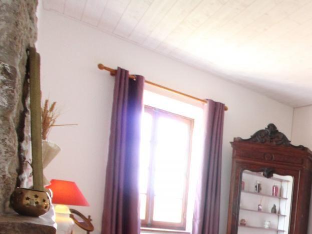 la 2ème chambre lit 160 X 190 cm