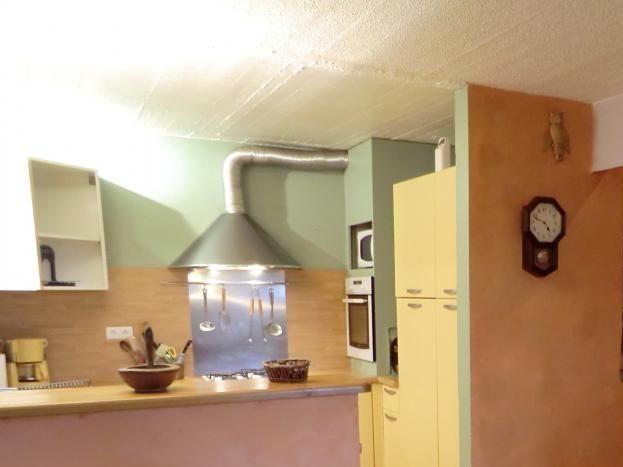 niveau 0  entrée, cuisine, salle à manger