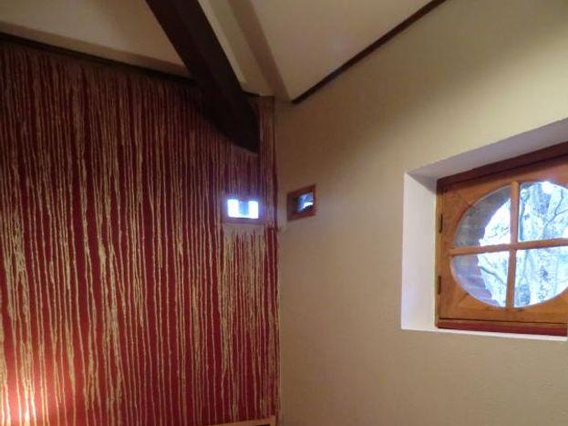 2ème chambre du haut 1 lit 90 cm X 190 cm