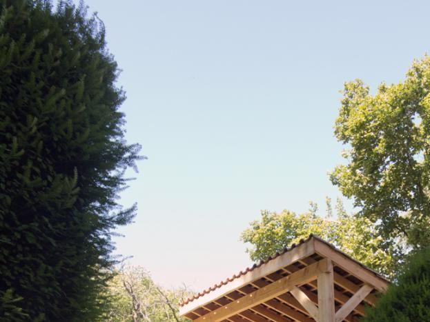 3ème terrasse vue de la seconde terrasse